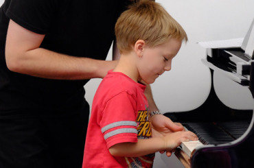 Is my child too young to play Piano?