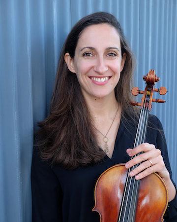d'Avezac, Virginie | Violin, Viola
