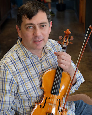 Cani, Roberto | Violin
