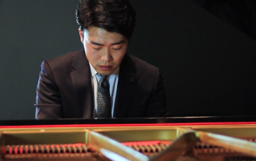 Jaemin Shin Performing at The Conservatory