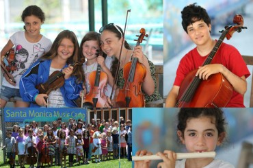 Spring Break 2016 –  Music Camp at the Conservatory